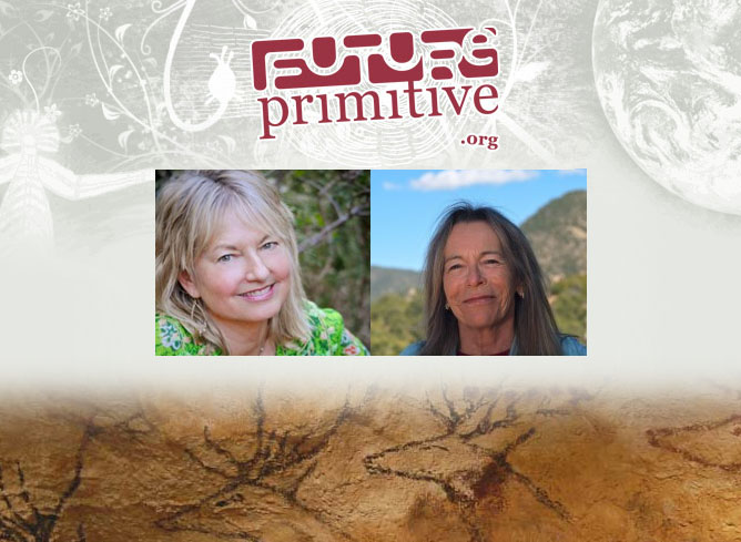 Future Primitive Interview with Joanna Harcourt Smith
